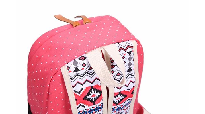 Рюкзак с печатью. Печать на оксфорде.