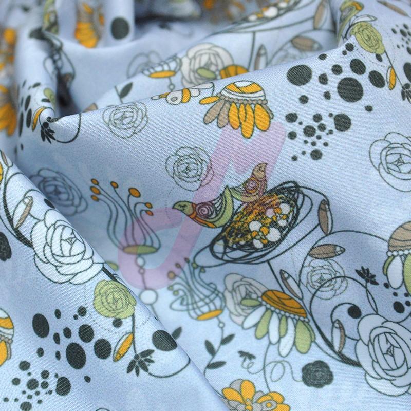 Ткань Дюспо. Печать на курточной ткани