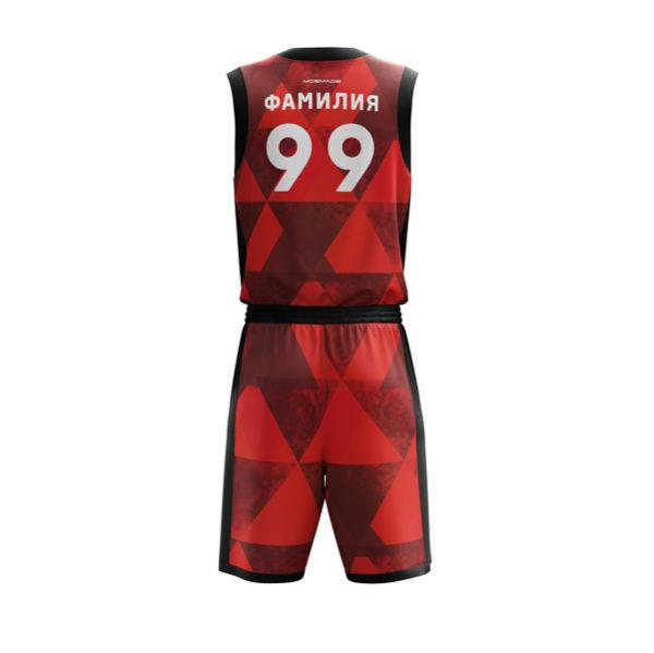 Баскетбольная форма B02