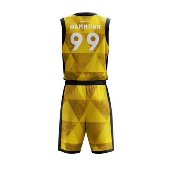 Баскетбольная форма B05
