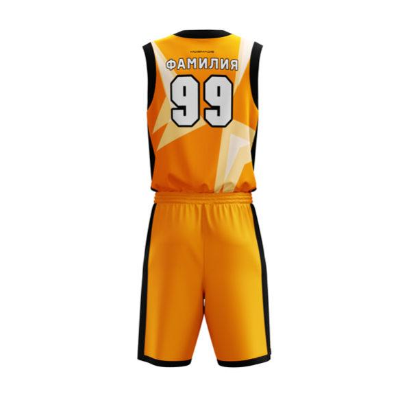 Баскетбольная форма B07