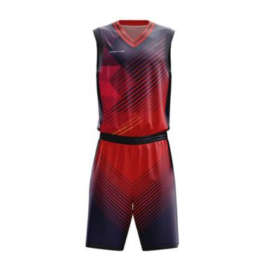 Баскетбольная форма B11