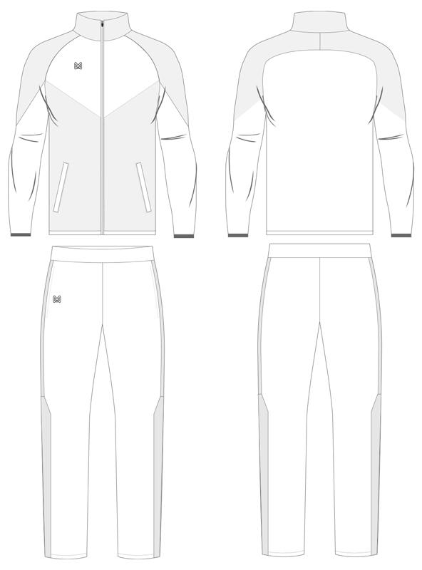парадный костюм psk521
